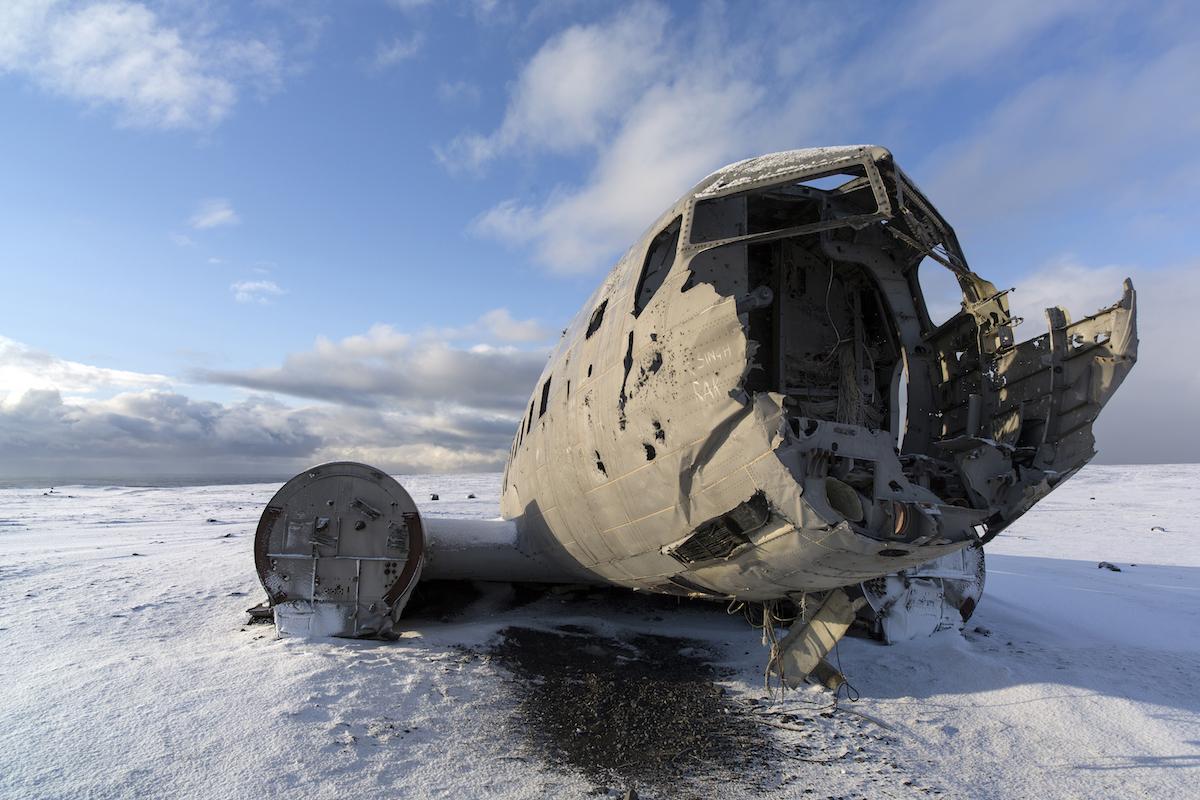 DC3 Wreck at Solheimasandur