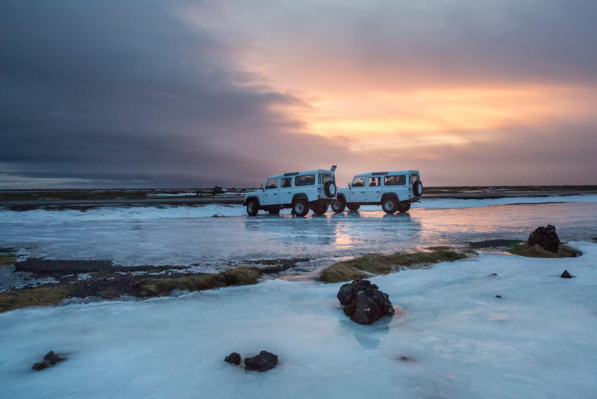 Iceland  video // Vidéo d'Islande