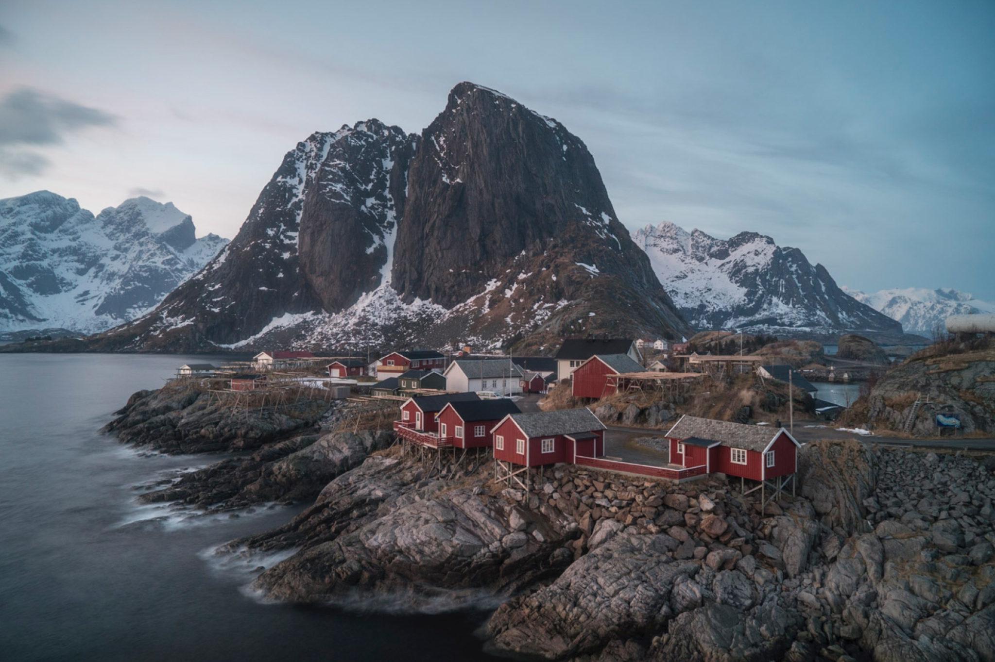 Lofoten, Norway video // Vidéo de Lofoten, Norvège